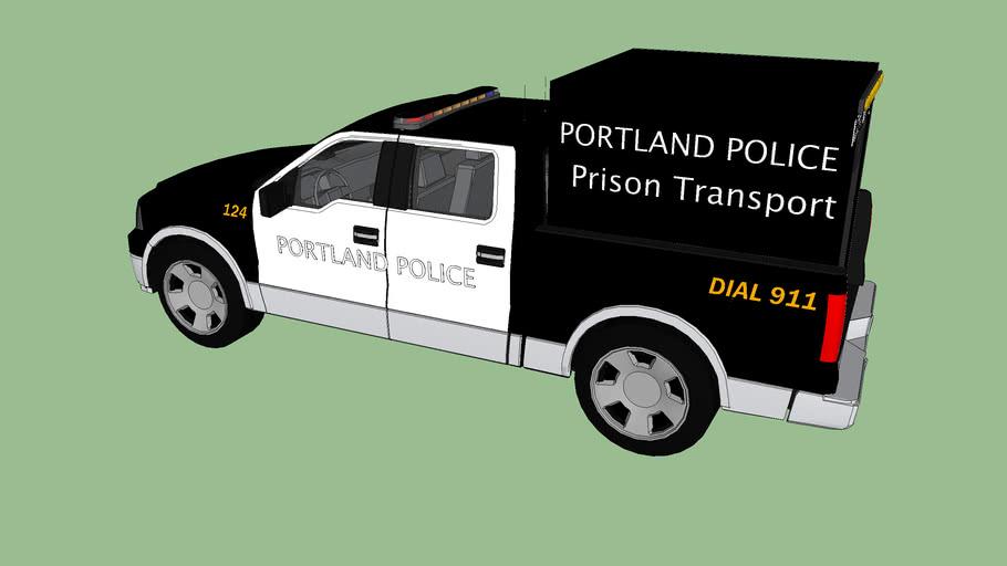 Paddy Wagon (Prison Transport Vehicle)