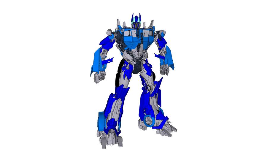 nightwatch Optimus Prime