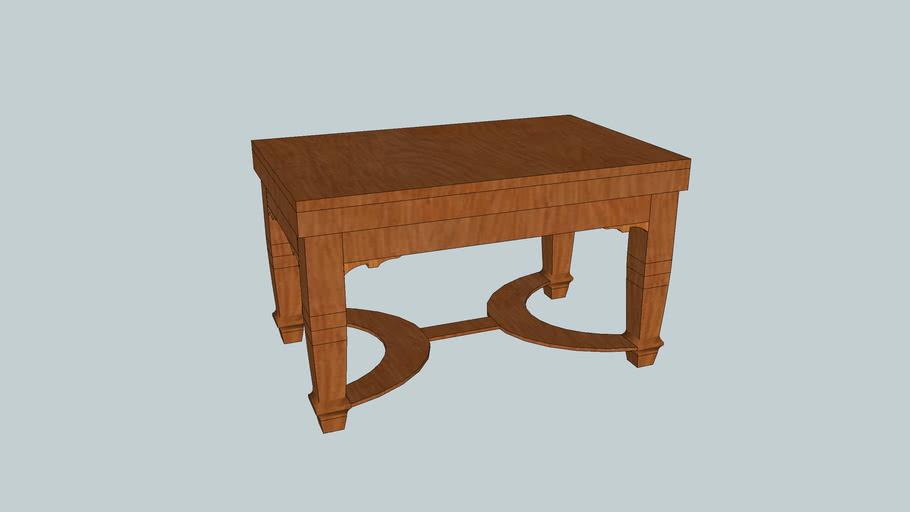 Ukrainian Table Solid Oak