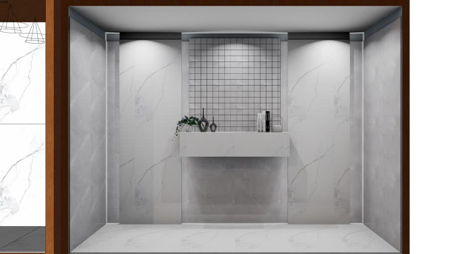 Marble & Mosaic Living Idea's