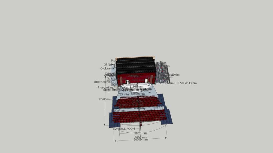 GMT Stage & Auditorium 25.05.20