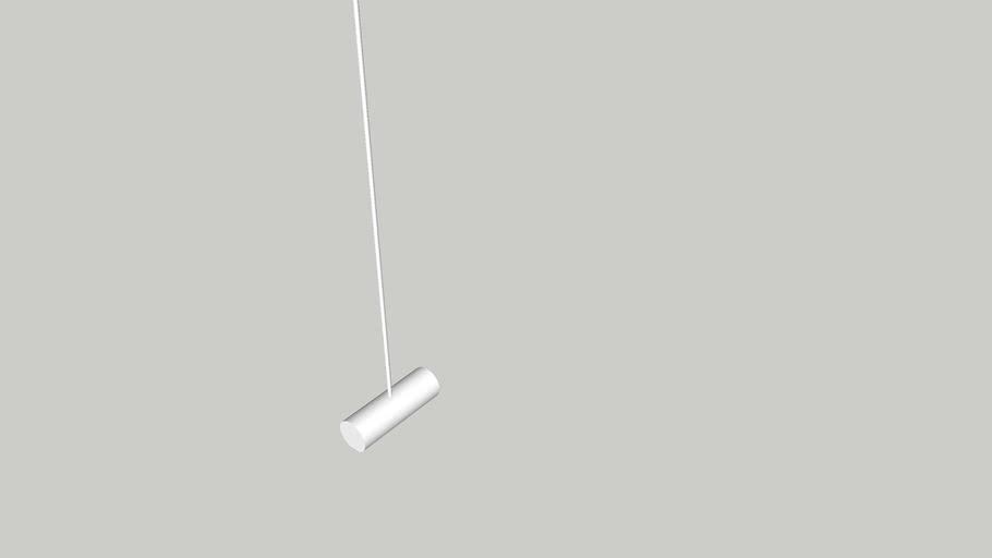6466 - Luminária de Piso TSU Iluminar