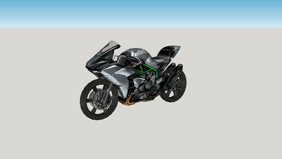 Kawasaki Ninja H2-R
