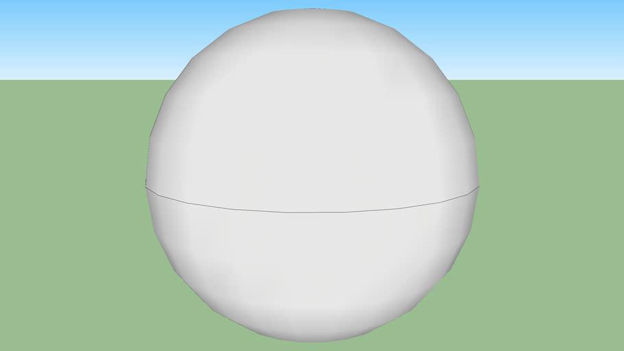 Ball - 1 kilometer - 1,000 meters