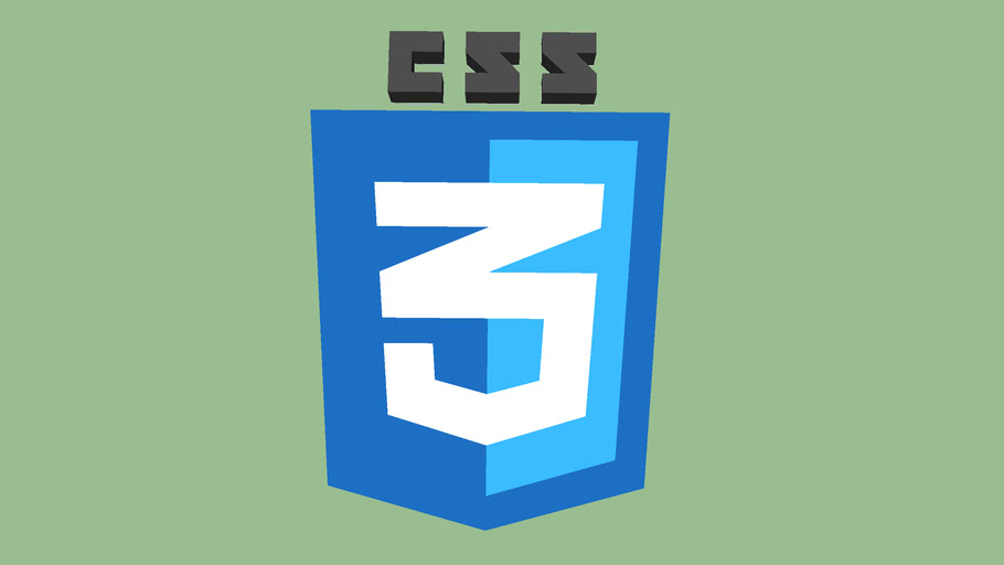 Icon Css 3 3d Warehouse