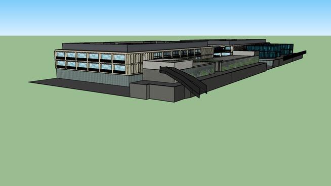 Nuovi uffici di Povo (Povo1)