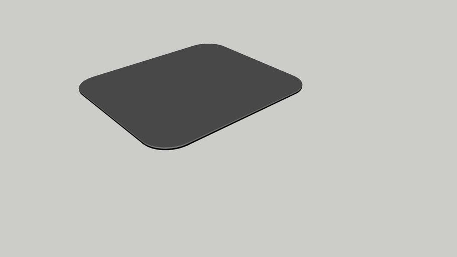 Gray Mousepad
