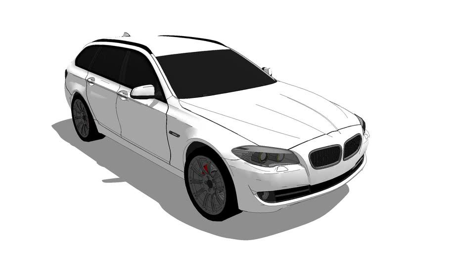 Fahrzeuge - BMW 5er Touring F11