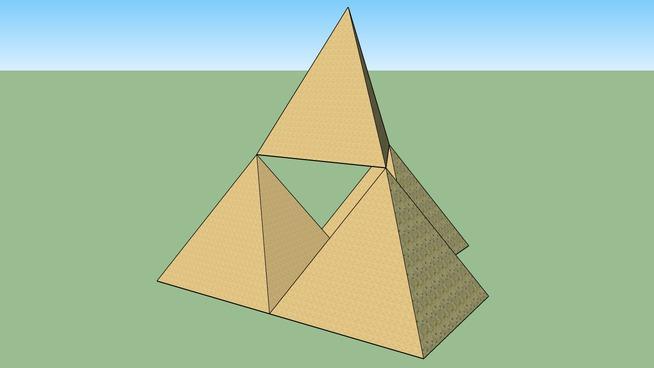 Triple Pyramid