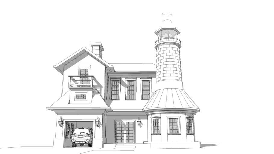 "Cape ""light"" House"