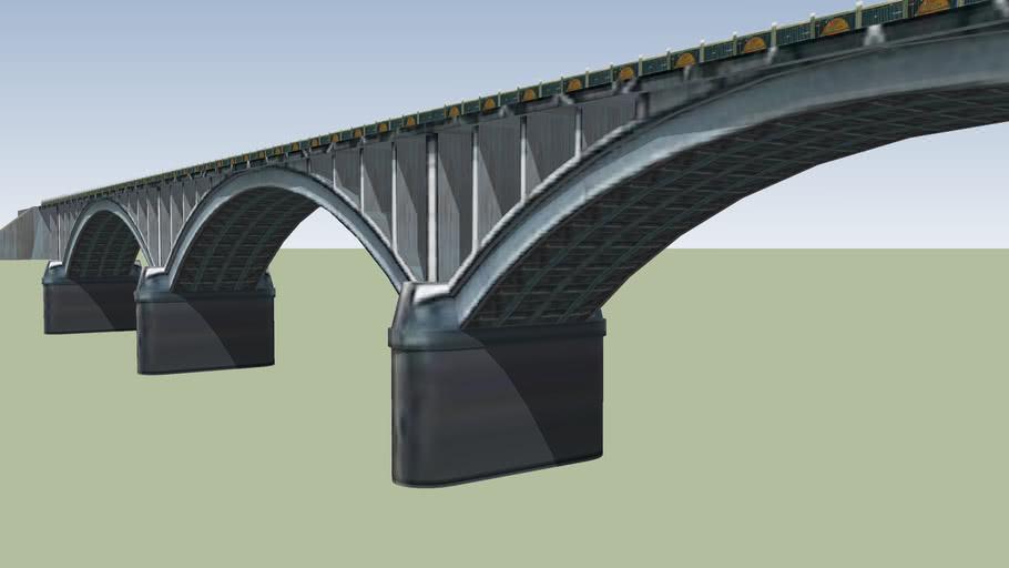 赣州市南河大桥—The Southern Bridge of Ganzhou