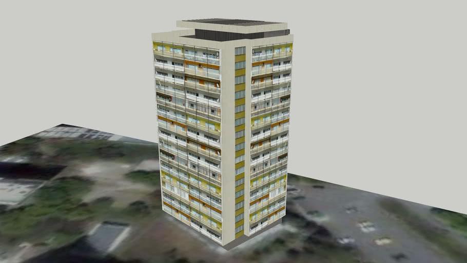 Apartment building / Апартаментна сграда /Блок/ 63