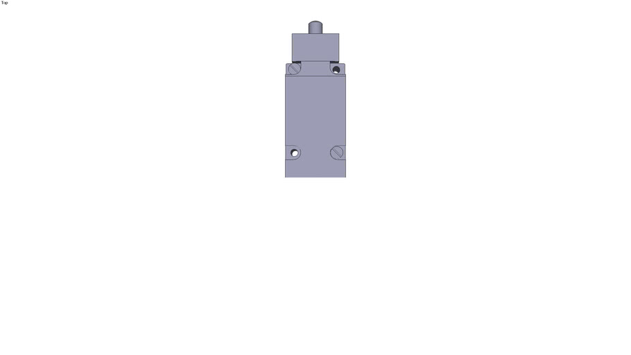 Limit switches OSISWITCH Classic metal XCK...Metal end plunger 2-pole NC+NO snap action