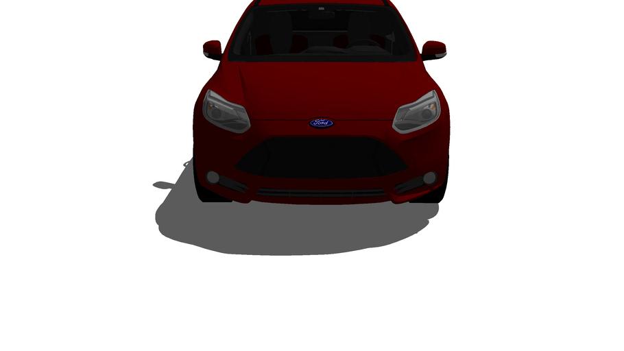 Ford Focus ST DYB '12