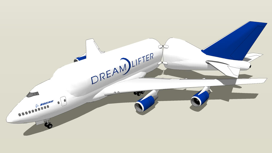 Boeing Large Cargo Freighter (LCF) - Dreamlifter