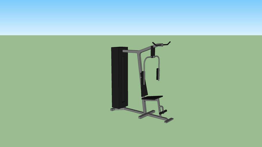station de musculation