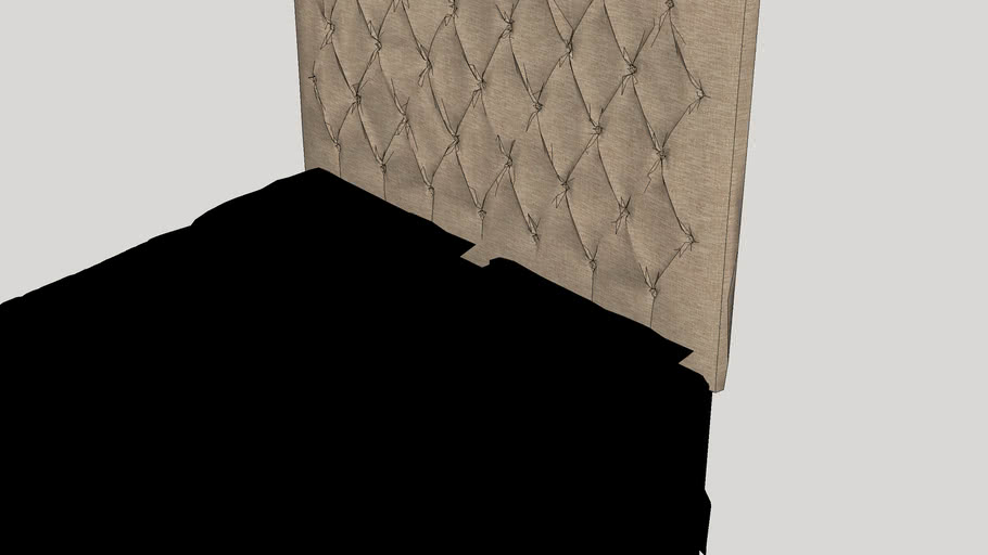 Laurent Upholstered Panel Headboard