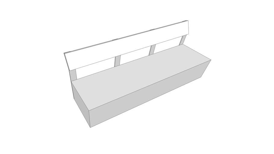 Escofet Zuera bench