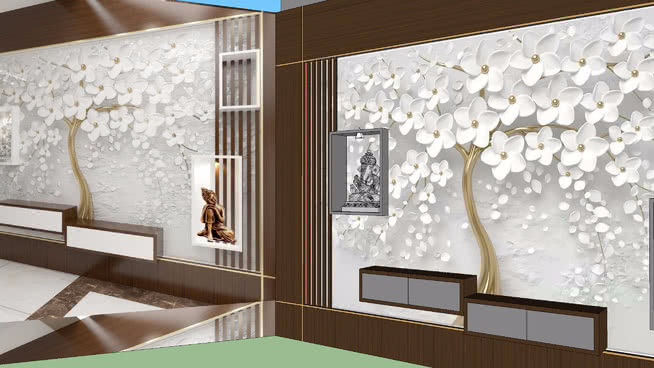 wall decor | 3D Warehouse