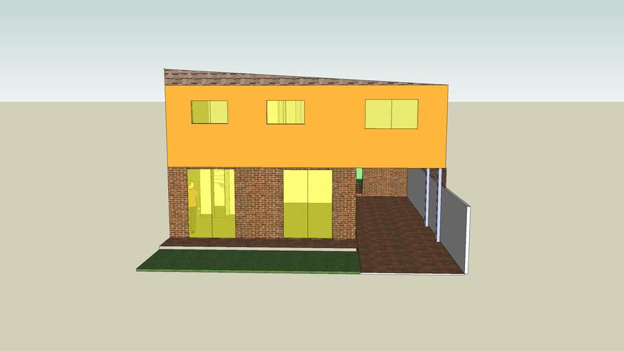 Un proyecto de remodelación de casa