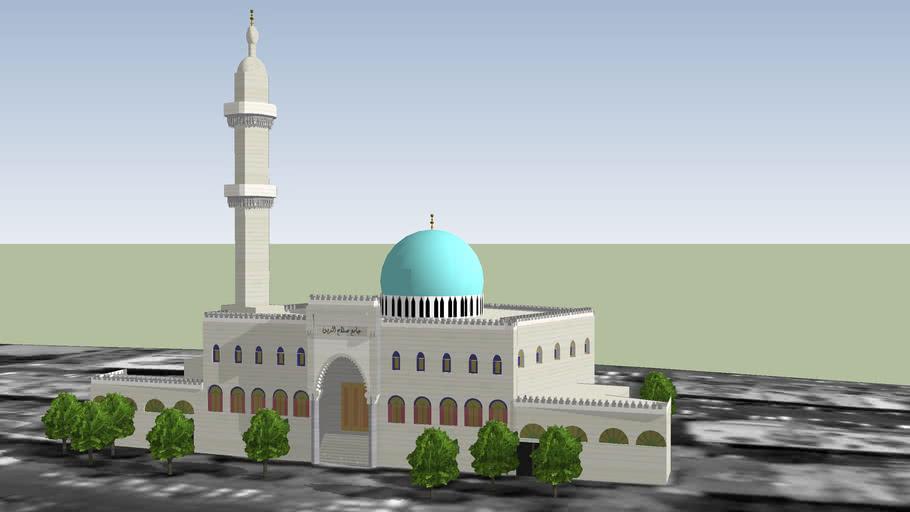 slah aldeen mosque - جامع صلاح الدين