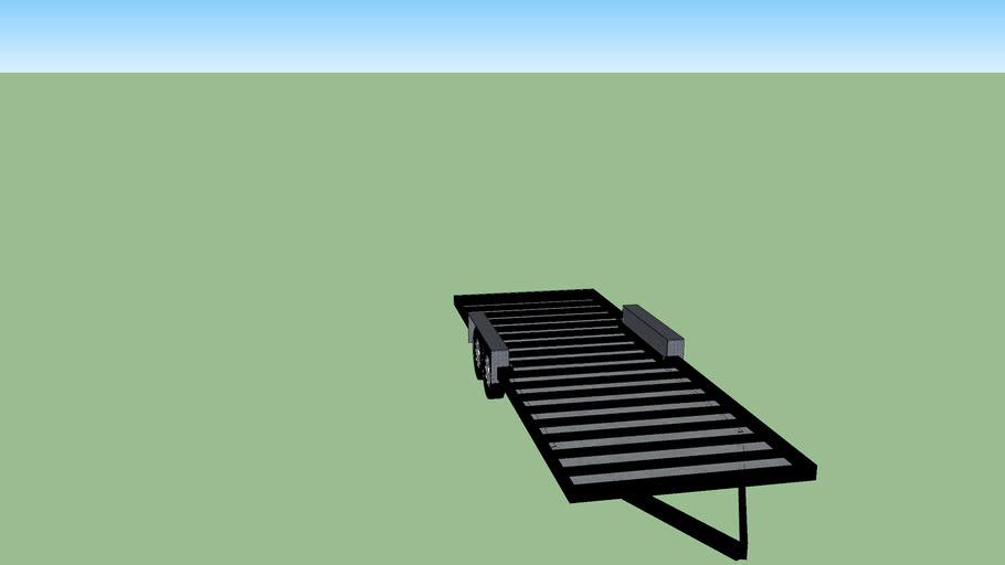 Trailer Bed
