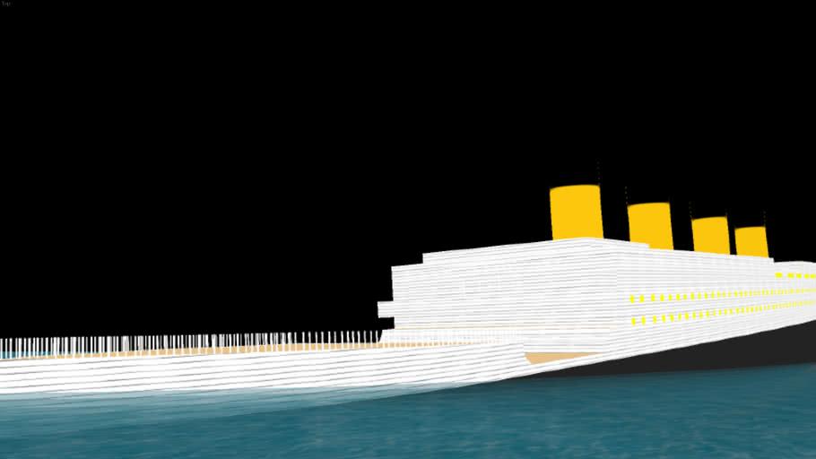 Titanic Remake (READ DESCRIPTION)