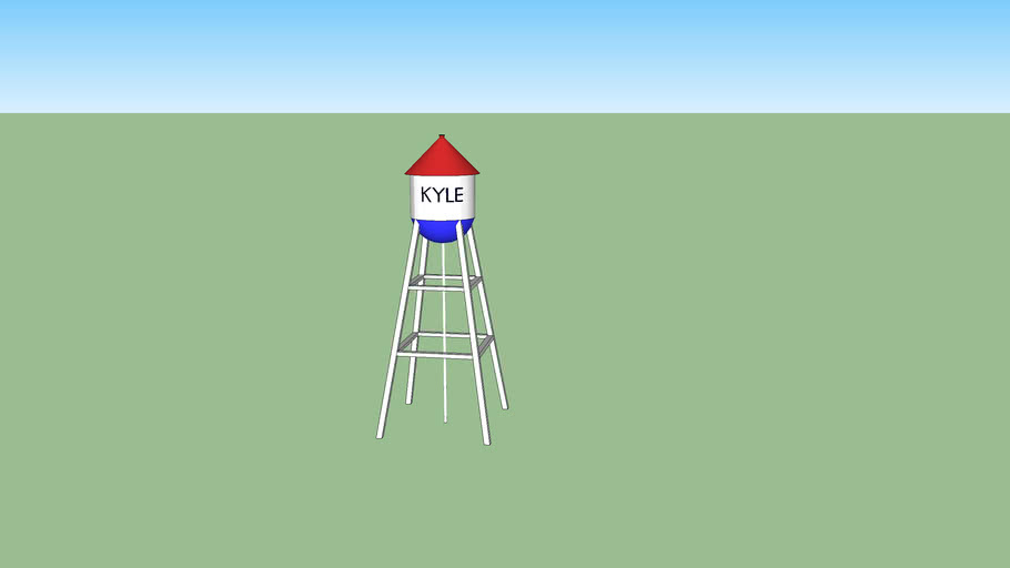 Kyle Water Tower