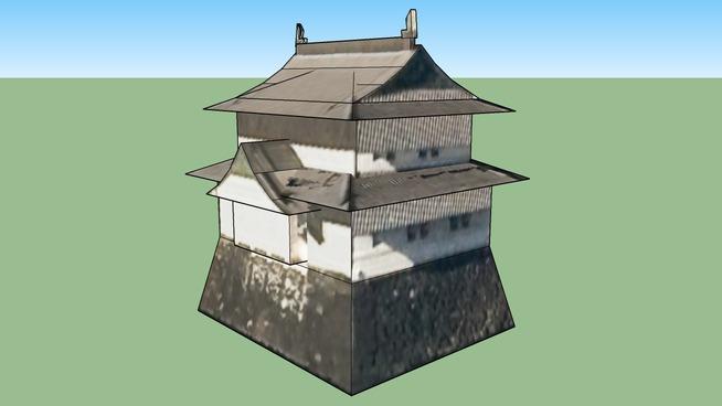 桜田二重櫓(巽櫓)