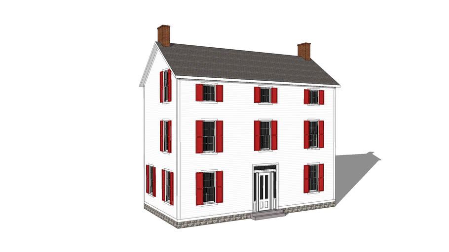 Tall Farmhouse