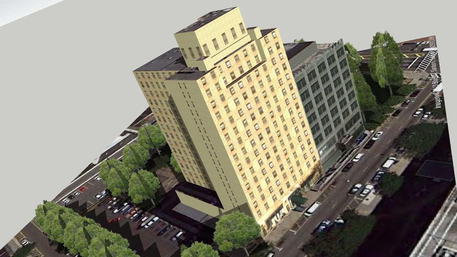 Buildings in Newark