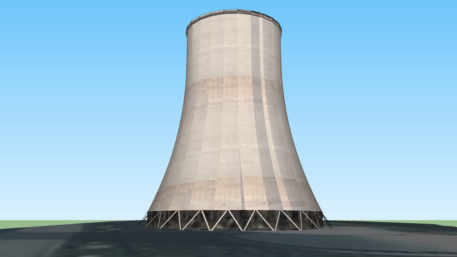 Cooling Tower 3, Azomures