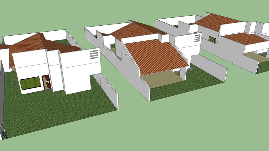 Projeto Residencial Simples 6