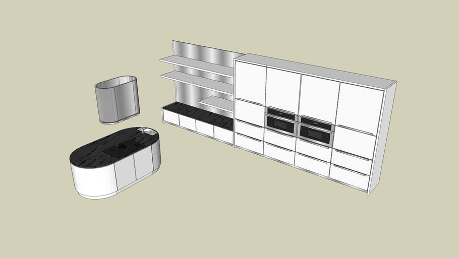 Pedini Modern kitchen