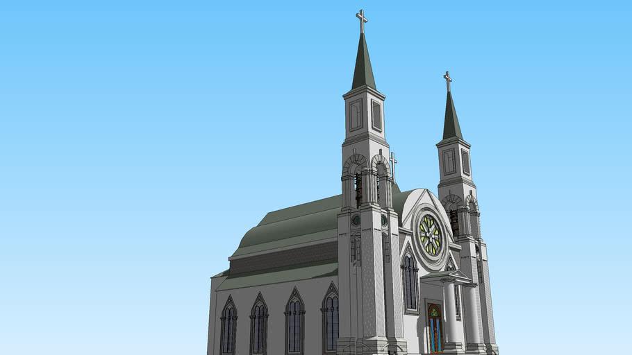 Church sv. Catharina