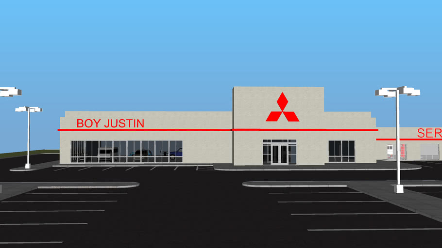 Mitsubishi Boy Justin Dealership