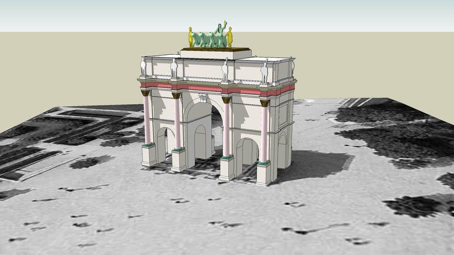Arc de Triomphe du Carrousel (Paris)