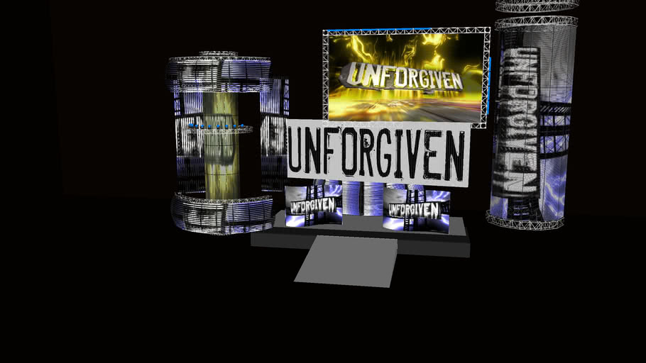 2012 WWE Unforgiven concept