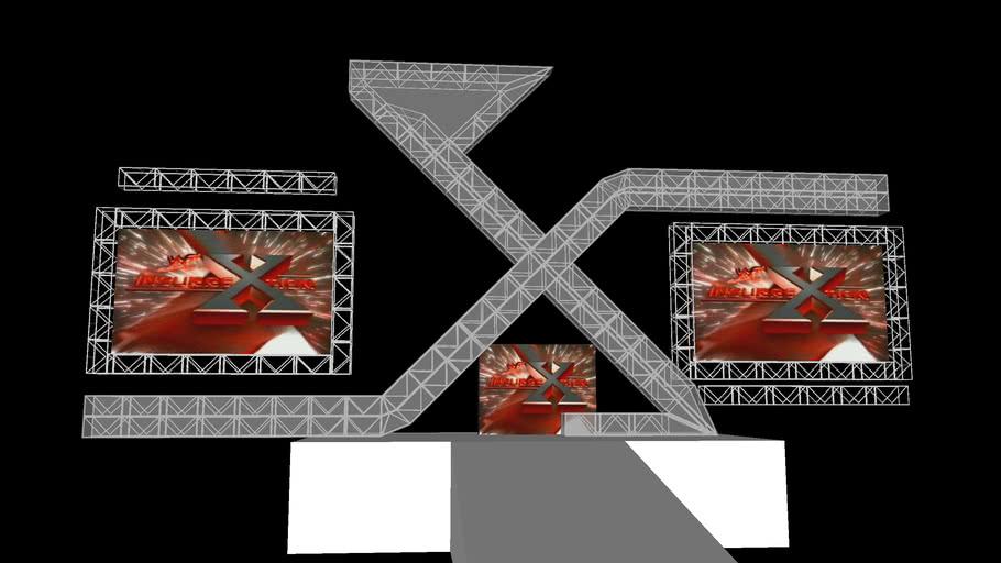 WWF Insurrextion Stage