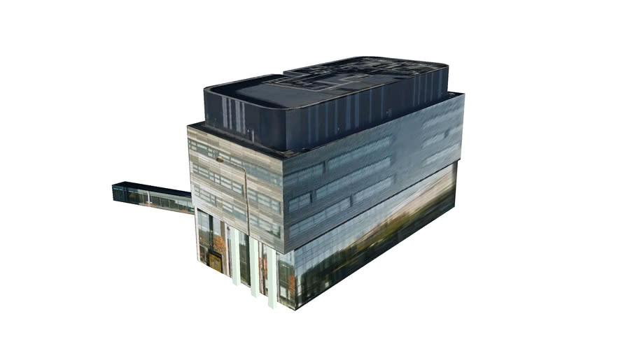 Todd Wing Of John Arbuthnott Building, Glasgow