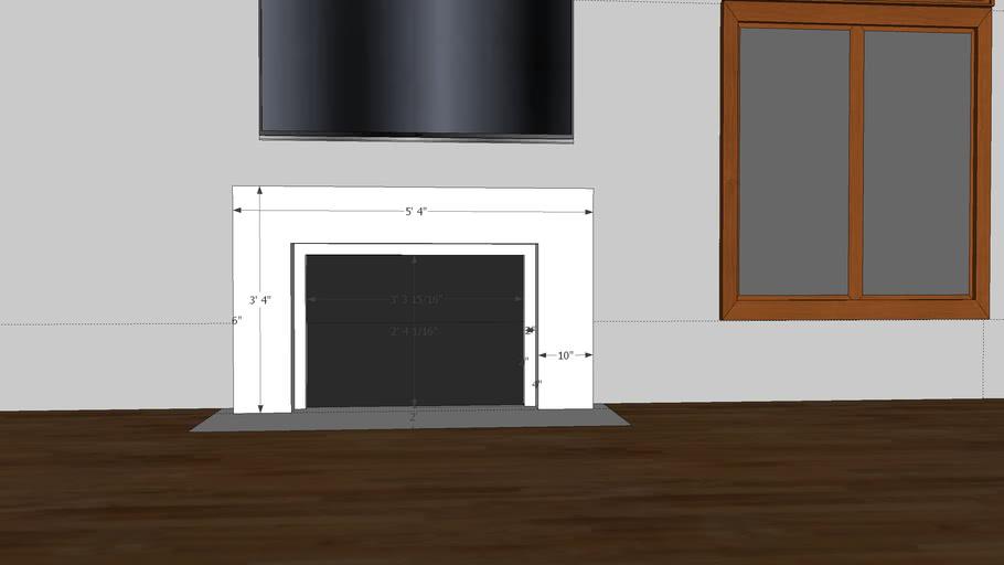 Ridgeview Fireplace