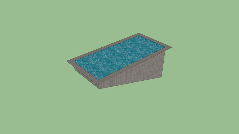 piscine creuser