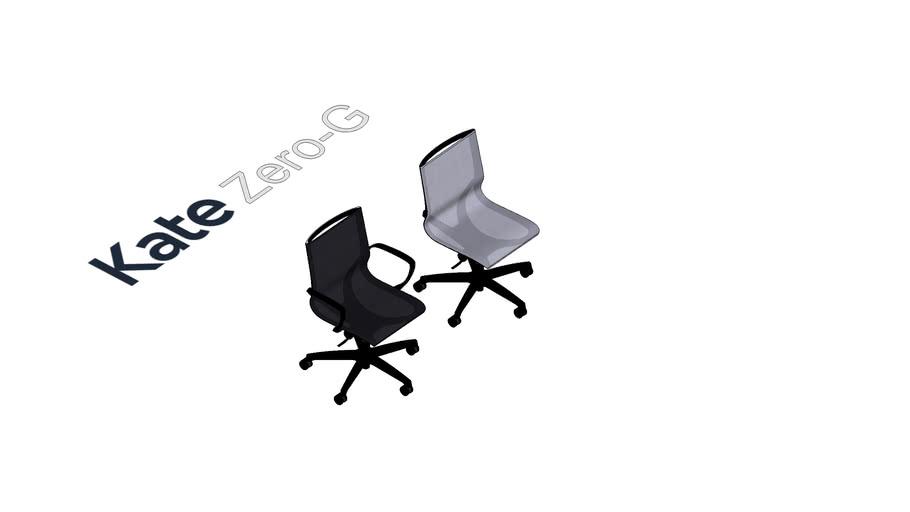 KATE ZERO-G darba krēsli