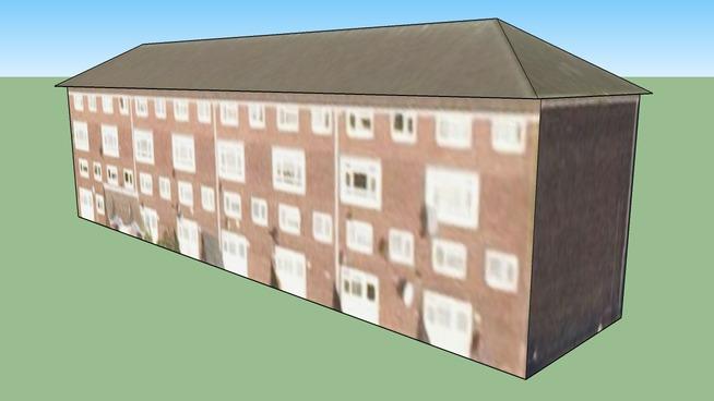 Building in Birmingham, West Midlands B19 2YB, UK