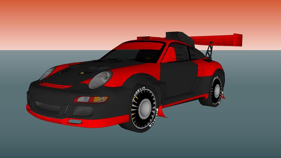 Porsche 911 PikesPeak