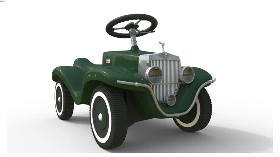 British Bobby Car