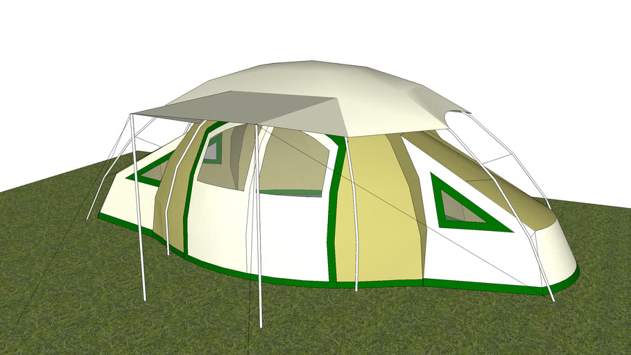 Camping Tent | 3D Warehouse