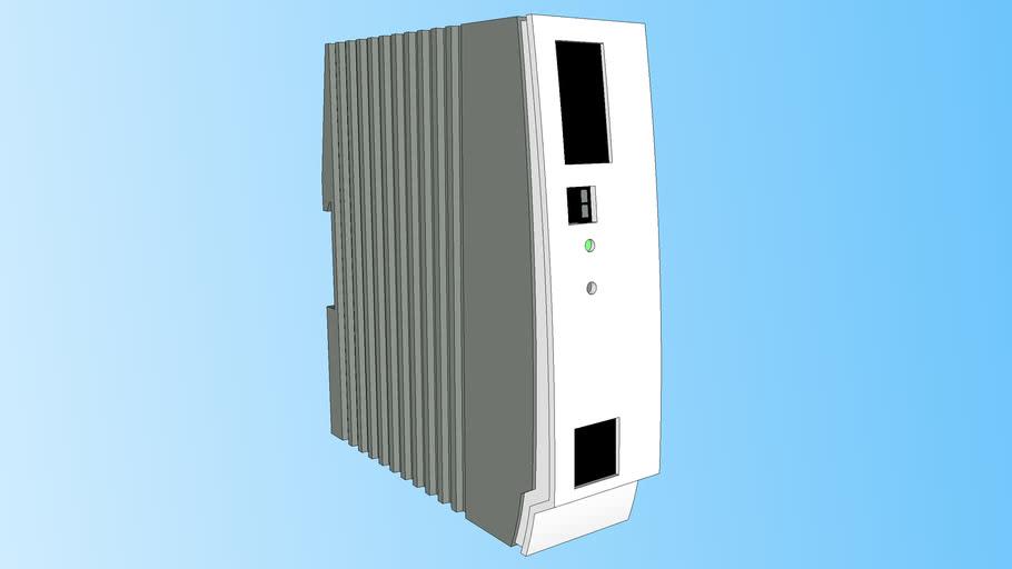 Phoenix Contact - TRIO-PS-2G/1AC/24DC/5 - TRIO 2nd Generation PSU - 24VDC 5A (2903147)
