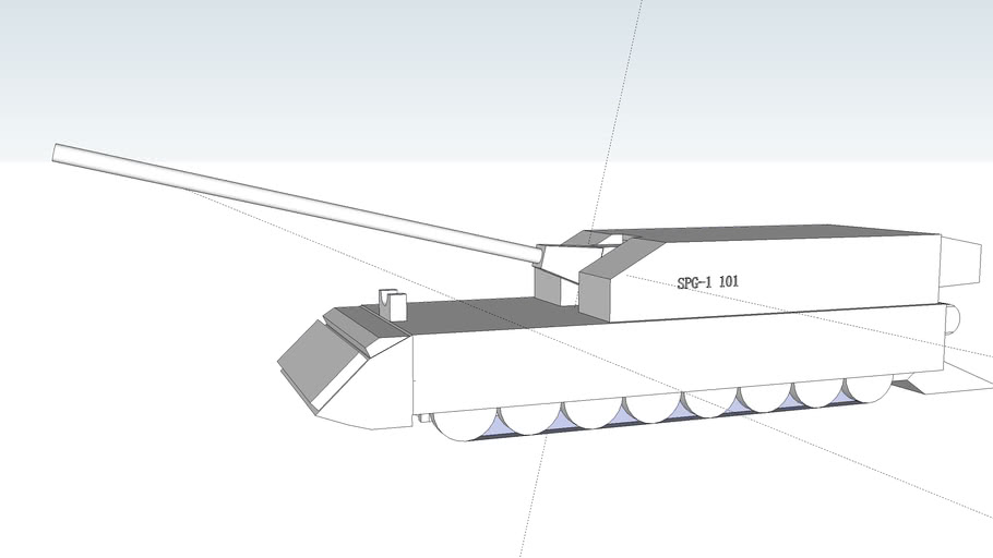 Az2080-203mm self-propelled Howitzer 203mm