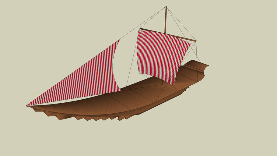 Mein erstes Boot